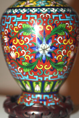Blog On Cloisonne Vase Cinnabar Lacquer Chinese Cloisonne My Crystal Bridge