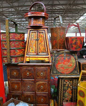 Contemporáneo Muebles Mercado Chino Foto - Muebles Para Ideas de ...