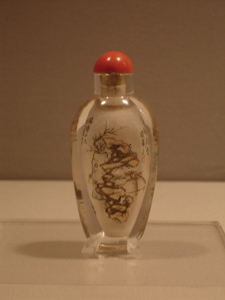 inside painted snuff bottle 1
